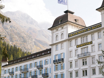 Kosher Hotel in St.Moritz - Switzerland
