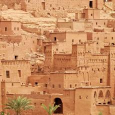 Aït-Ben-Haddou - Magic of Morocco with Eddies Kosher Tours