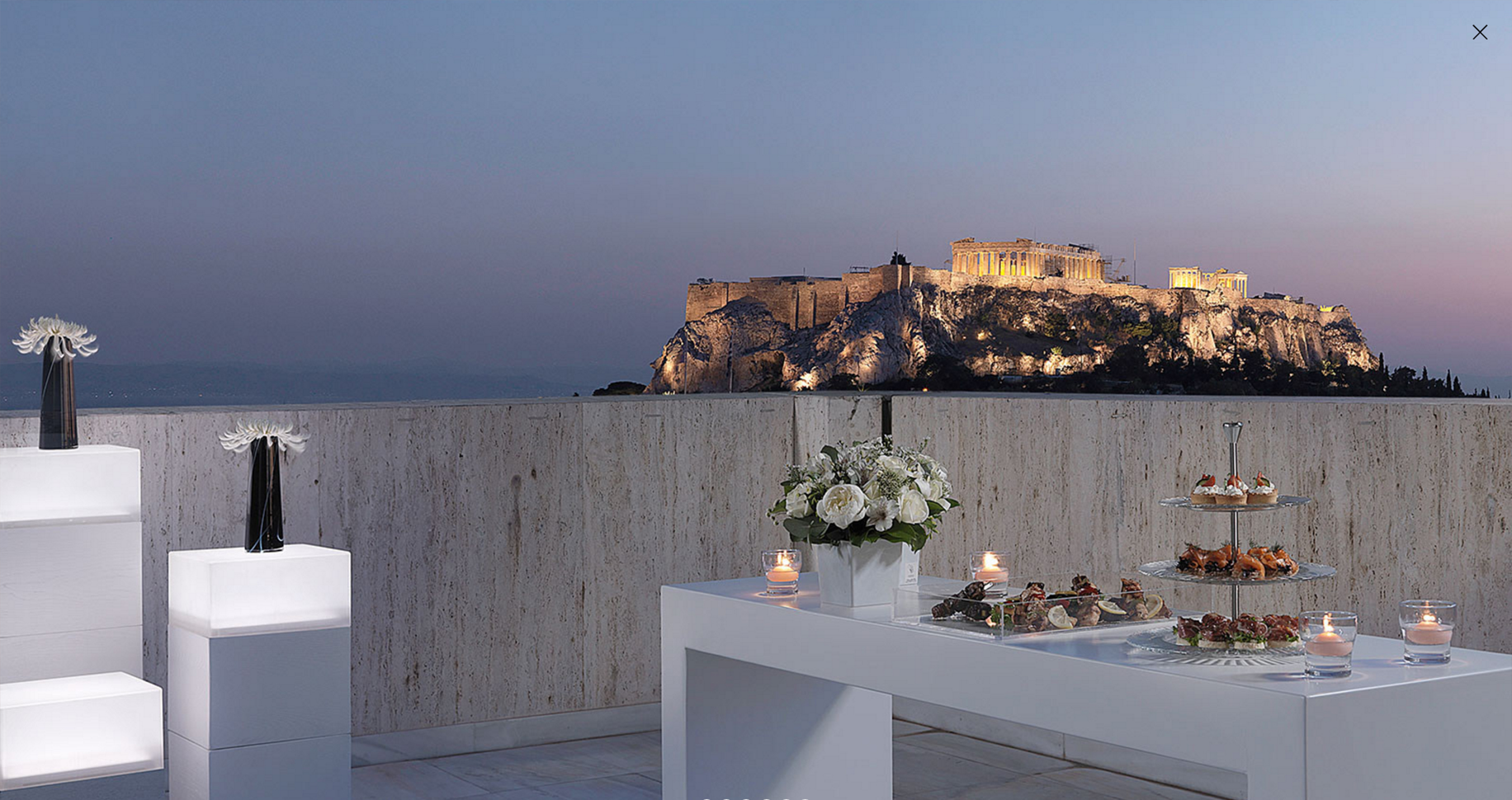 Athens Hotels Near Acropolis And Shuls View