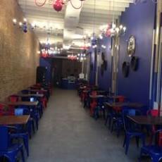Bleu Modern Kitchen