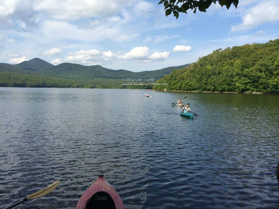 Frum Jewish Family Vermont Vacation Ideas & Report - Kosher