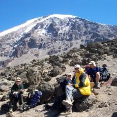 Kilimanjaro-Machame-route Shira day 3