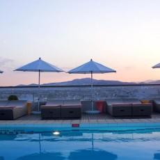 Novotel Athens Pool Deck Greek Hotel Near Shul Athènes