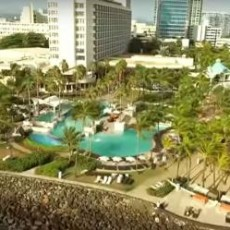 Passover-Vacation-2016-in-Peurto-Rico-Hilton-Caribe-Resort-Grounds