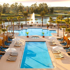 PASSOVER 2016 with Grand Getaways at the Waldorf Astoria, Orlando