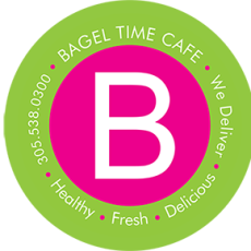 Bagel Time Cafe in Miami Beach Fl