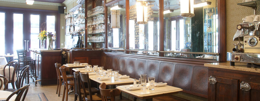 Chagall Bistro in Park Slope, Brooklyn