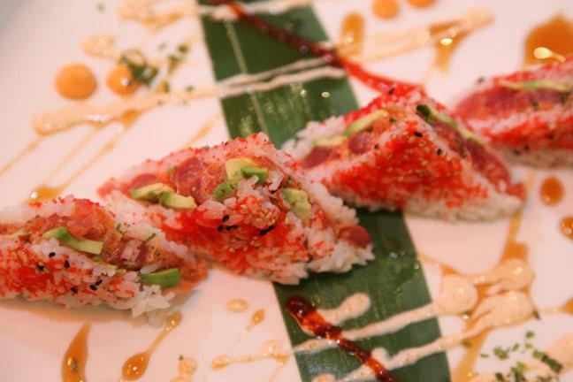 Kosher Sushi in Midtown, Manhattan