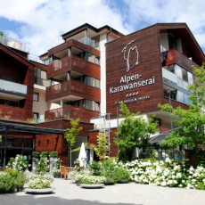 Summer Vacation 2016 at the Alpen-Karawanserai Kosher Hotel in Austria