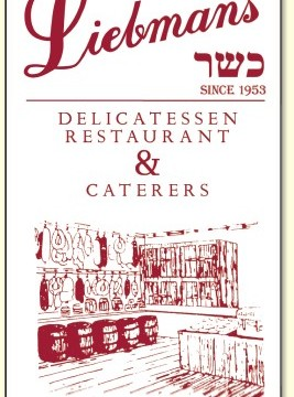 Liebman's Kosher Deli and Catering in the Bronx