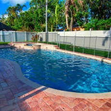 Pool: North Miami Beach Kosher Villa Rental